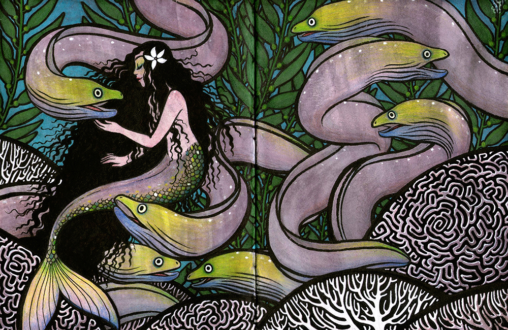 Seven Eels
