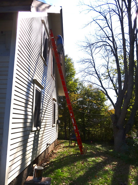 high ladder work