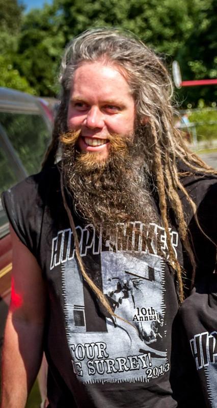 Hippie Mike faceshot