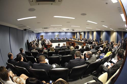 CNJ realiza 180ª Sessão Ordinária nesta segunda-feira