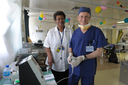 Operation Open Heart surgical visit