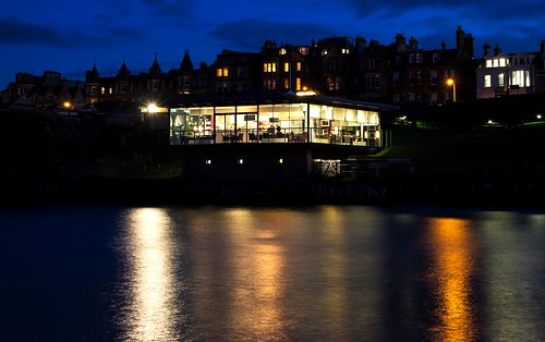 The Seafood Restaurant, St. Andrews, Scotland