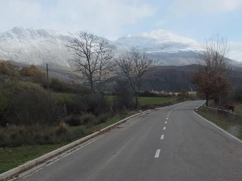Viejo Camino de Santiago, Coladilla