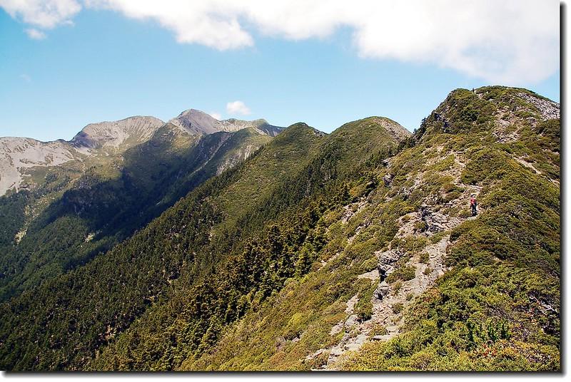雪山聖稜線 3