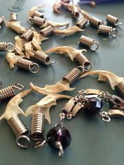 Mouse Jaw Necklace