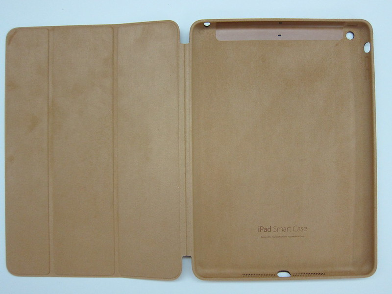 Apple iPad Air Smart Case - Open