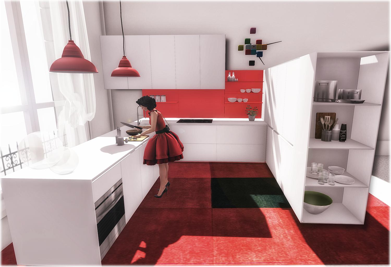 New kitchen by ARIA Interior