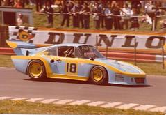Porsche 935 Silverstone 1980