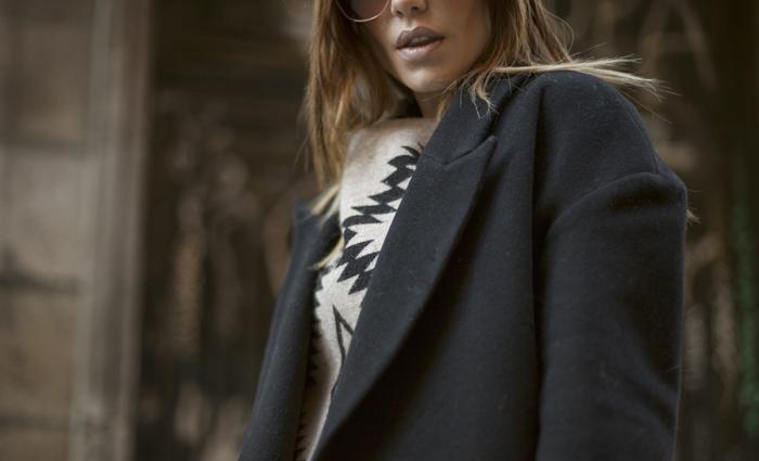 street style barbara crespo wild bag the corner shop outfit fashion blogger