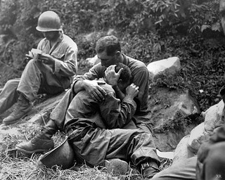 1951 ... US soldiers - Korean War