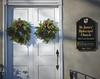 Christmas 2012 door