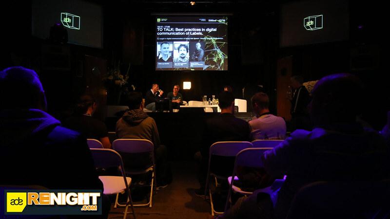 ADE 2013 Day 2 - Tech Talk