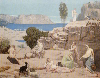 古代の光景