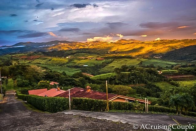 Housesitting Costa Rica neighborhood