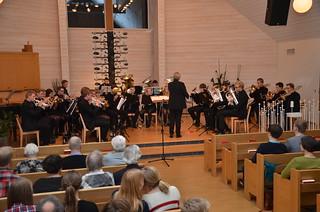 SYBB konserterar I Åsenhöga 2014-01-04