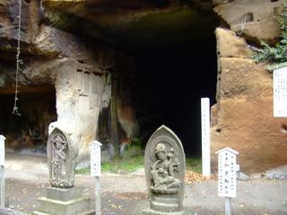 瑞巌寺・石像