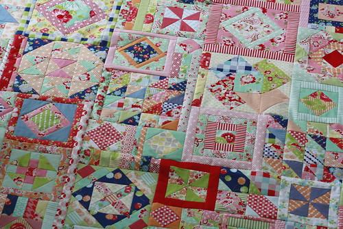 twin fibers: Gypsy Wife Quilt top : gypsy wife quilt - Adamdwight.com