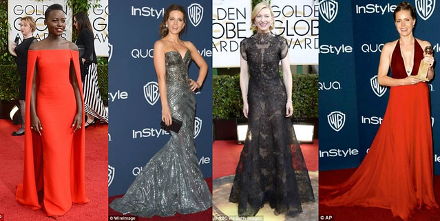 Who wore what at the Global Awards