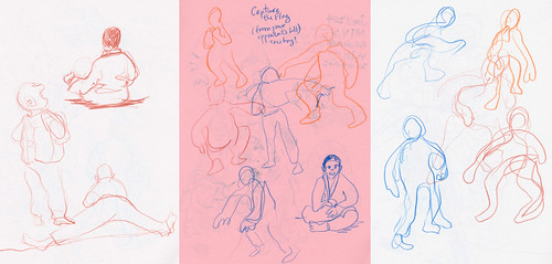 January 2014: My Life Drawing Class by apple-pine