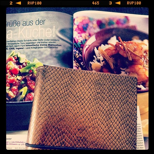 #fflovephotoaday - Day 27: Yummy, yummy. #filofax