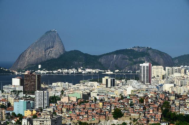 Rio de Janeiro y las favelas
