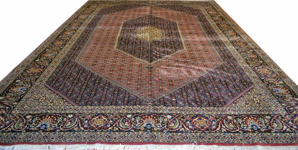Over Size 13x17 Persian Area Rug