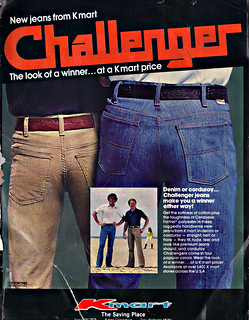 "KMART :: ""  .. Challenger  -The look of a winner... - - "" (( 1979 ))"