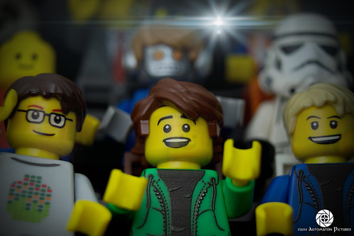 The LEGO Movie!