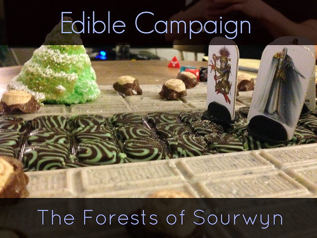 Edible Campaign Pathfinder Title