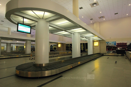 Pelayanan Bagasi di Bandara Kuala Namu, Medan