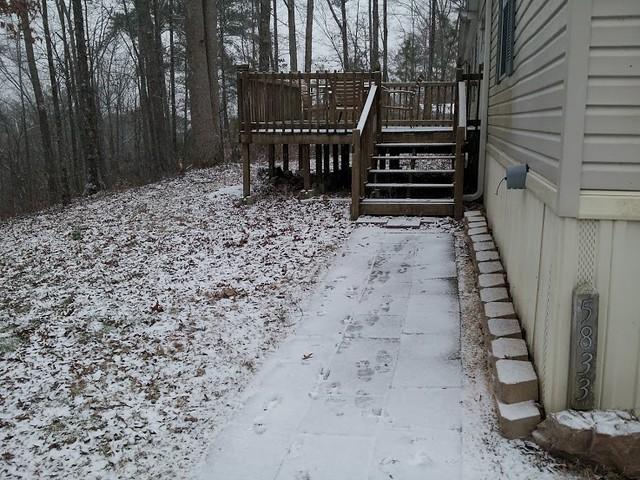 DS1's Snow