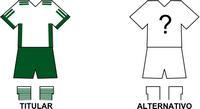 Uniforme Selección Caraguatay de Fútbol