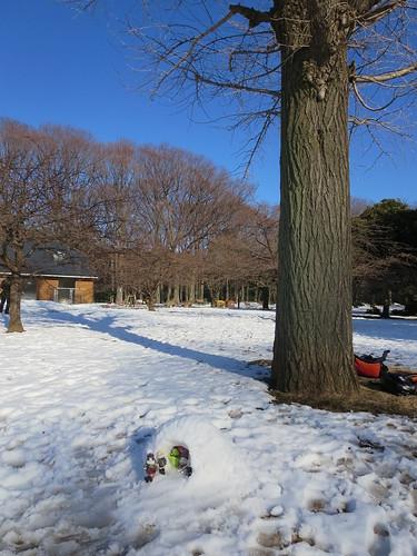 代々木公園&クラフト会
