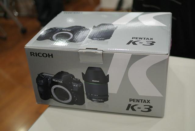 PENTAX K-3 ブロガーイベント 2014年2月20日