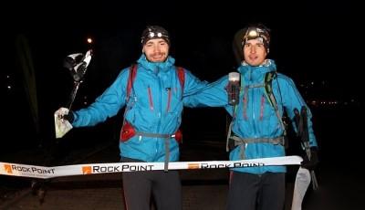Rock Point Zimní výzva - Zvítězili Paloncy se Šilarem