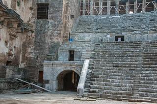 Hình ảnh của Aspendos gần Büyükbelkis. turkey theatre roman aspendos antalyaprovince
