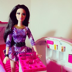 Raquelle #barbie