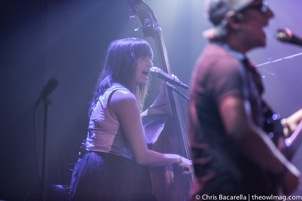 Lake Street Dive @ Troubadour, LA 3/15/14