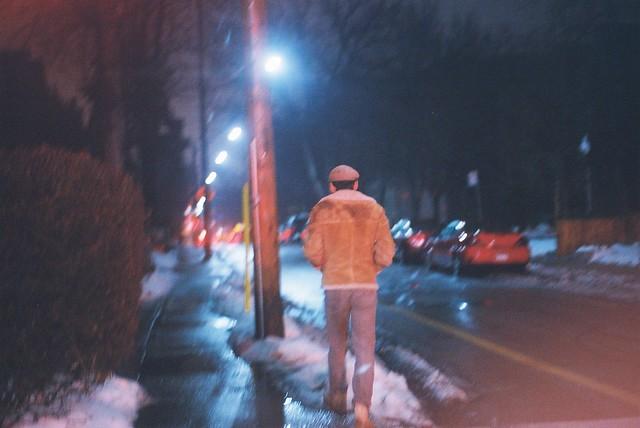 Out Walkin'