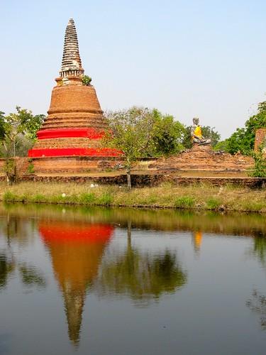 El Chedi, Buda y el río