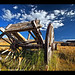 Abandoned Wagon – Bodie State Historic Park, Bridgeport, CA by Sam Antonio Photography