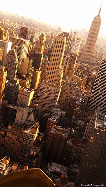 Empire State Building - Manhattan, New York - USA