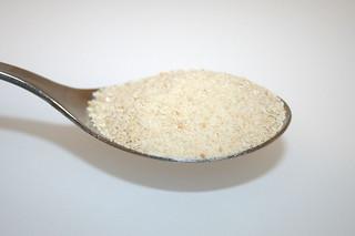 05 - Zutat Paniermehl / Ingredient breadcrumbs