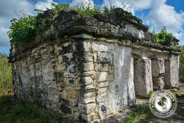 Sian Ka'an National Park - Mayan Temple on the Ancient Canals