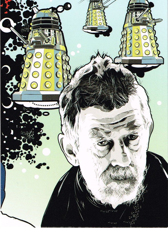 DW The War Doctor John Hurt
