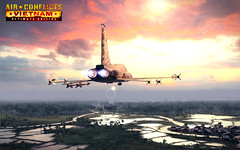 Air Conflicts: Vietnam летит на PlayStation 4