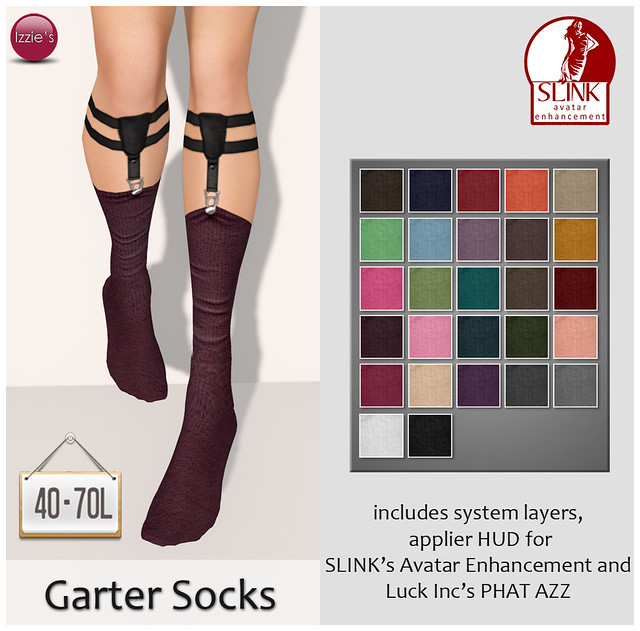 TDRF (Garter Socks)