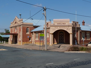 Memorial School of Arts, Culcairn