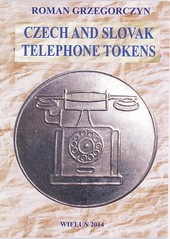 bookcover Czech and Slovak Tel. tokens