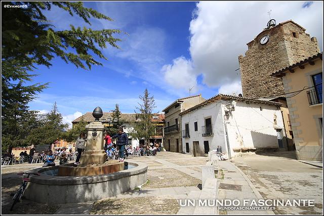 Torre del Reloj, Buitrago